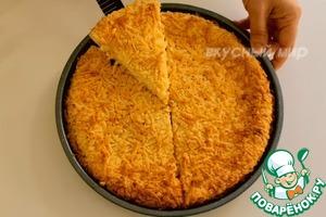 Сметанный тёртый пирог Масло сливочное