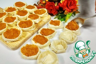 Рецепт: Пирожки с картошкой Питакия