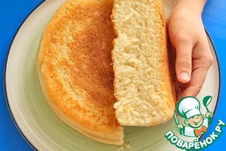 Рецепт: Хлеб на сковороде