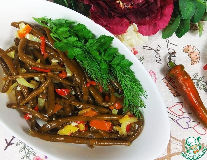 Рецепт: Турша по-армянски