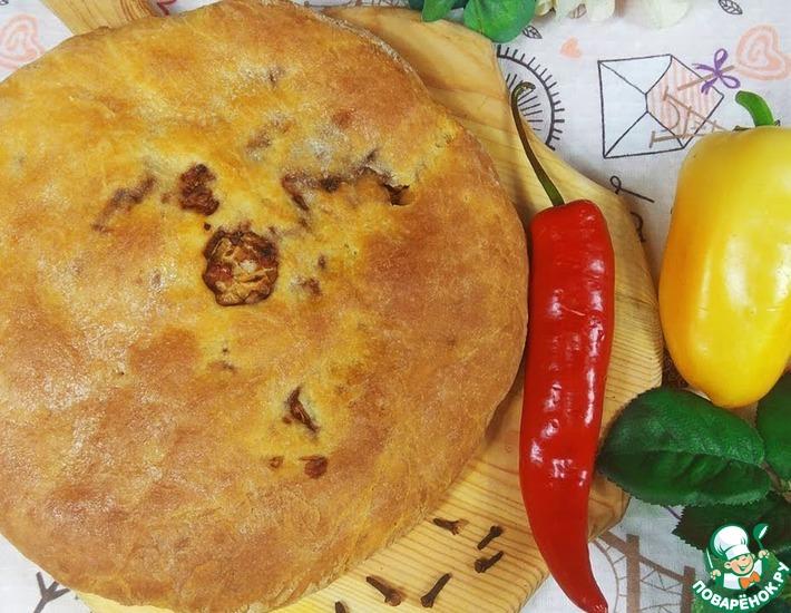 Рецепт: Сванский пирогКубдари