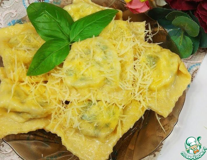 Рецепт: Сицилийские равиоли