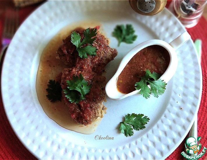 Рецепт: Испанский соус Софрито