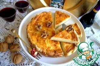 Рецепт: Шведский сырный пирог