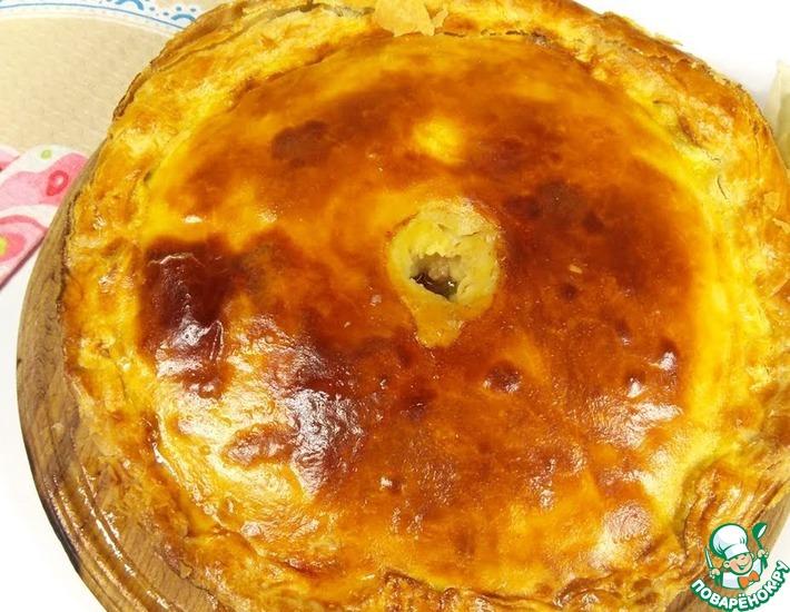 Рецепт: Пирог Ларнака