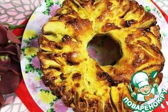 Рецепт: Кекс Пончик