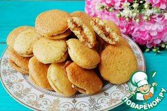 Рецепт: Печенье за 15 минут