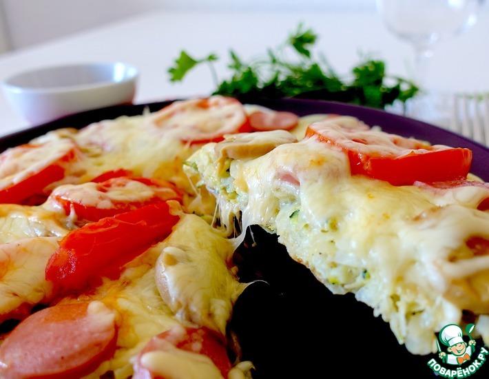 Рецепт: Запеканка из кабачка и картофеля