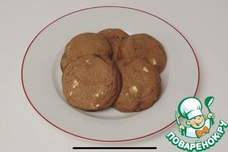Рецепт: Печенье Нутелла