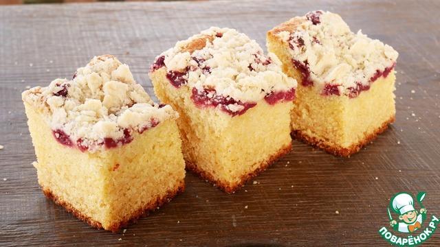 Дрожжевой пирог без замеса теста руками