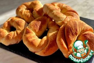 Рецепт: Турецкие булочки с корицей