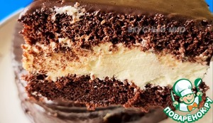 Торт  Эскимо Сахар