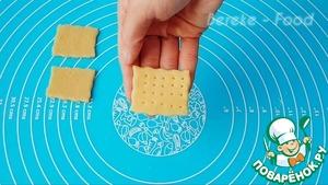 Печенье Крокет за 10 минут Мука пшеничная