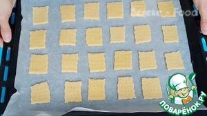 Печенье Крокет за 10 минут Разрыхлитель теста