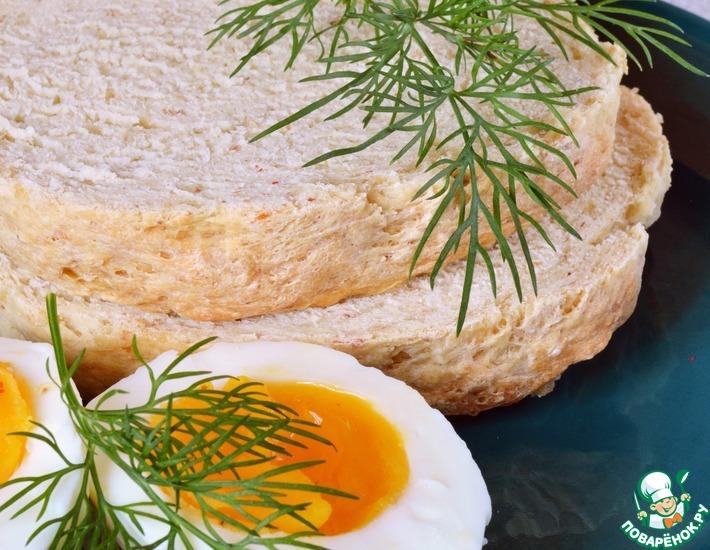 Рецепт: Ночной хлеб Четыре злака