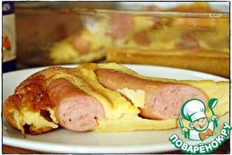 Рецепт: Простой английский завтрак