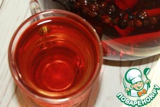 Рецепт: Чай с корицей и можжевельником