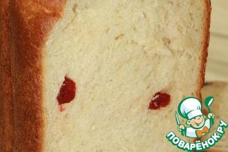 Рецепт: Хлеб с яблочным пюре в хлебопечке