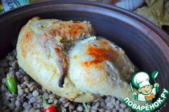 Рецепт: Курица по-ирански