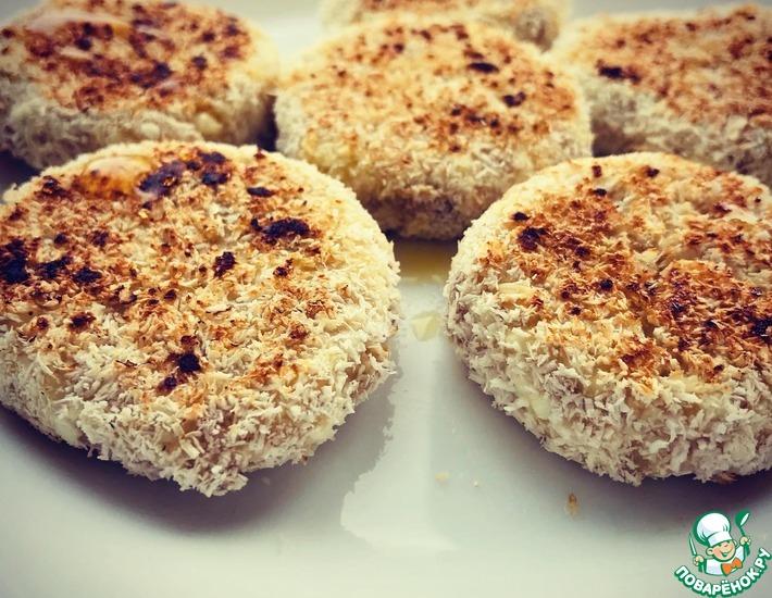 Рецепт: ПП сырники без яиц