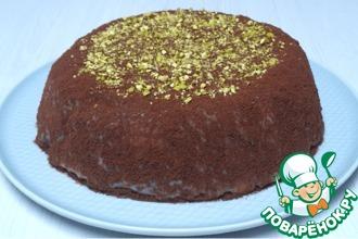 Рецепт: Торт Сладкоежка