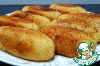 Рецепт: Картофельные зразы с сыром