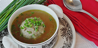 Бульоны и супы