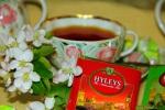 Каждое утро начинается с чашечки чая Hyleys...