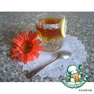 Рецепт: Двухслойный чай