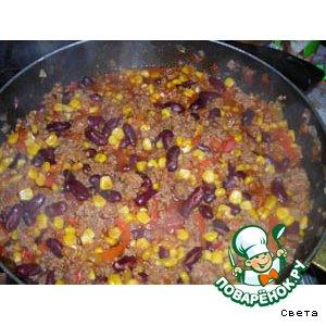 Рецепт: Чили-кон-карне
