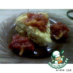 Рецепт: Картофельная запеканка с курицей