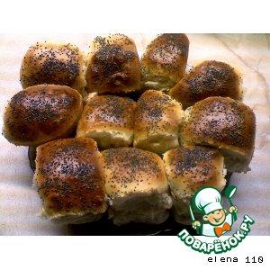 Рецепт: Картофельные булочки
