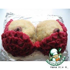 Рецепт: Торт Черепаха в купальнике