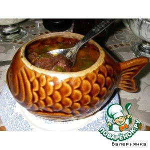 Суп из судака или щуки