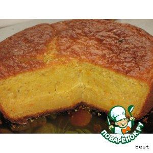 Рецепт: Ароматный апельсиновый кекс