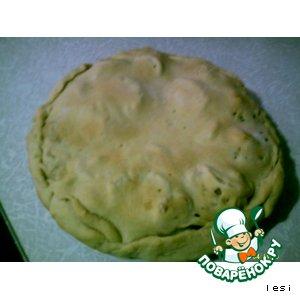 Рецепт: Рыбно-картофельный пирог