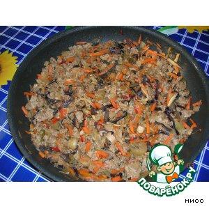 Тушеные овощи по-китайски