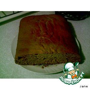 "Рецепт: Торт ""Пенсионер"""