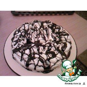 """Рецепт: Торт """"Шоколадный"""""""