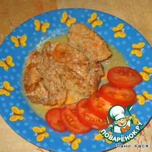 Рецепт: Биточки мясо-овощные