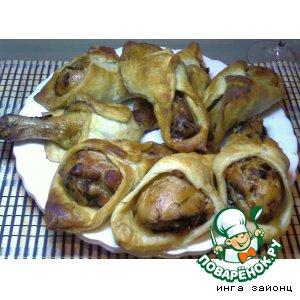 Рецепт: Курица Хитрая