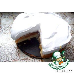 Рецепт: Яблочный торт