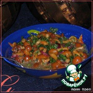 Рецепт: Маринованные грибы