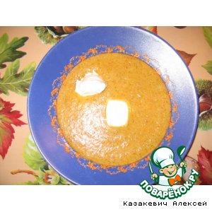 Рецепт: Суп-пюре из овощей