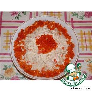 """Рецепт: Салат """"Роскошный"""""""