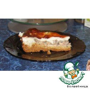 Рецепт: Быстрый рыбный пирог