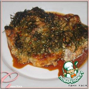 Рецепт: Куриное филе в сливках