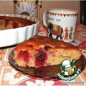 Рецепт: Тирольский пирог