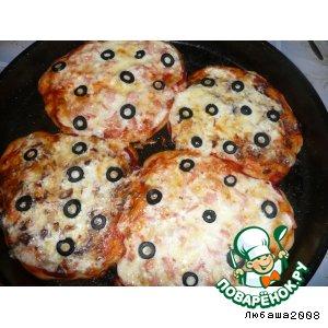 Рецепт: ПиццаЧка