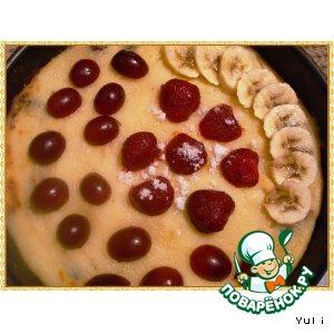 Guryevskaya porridge